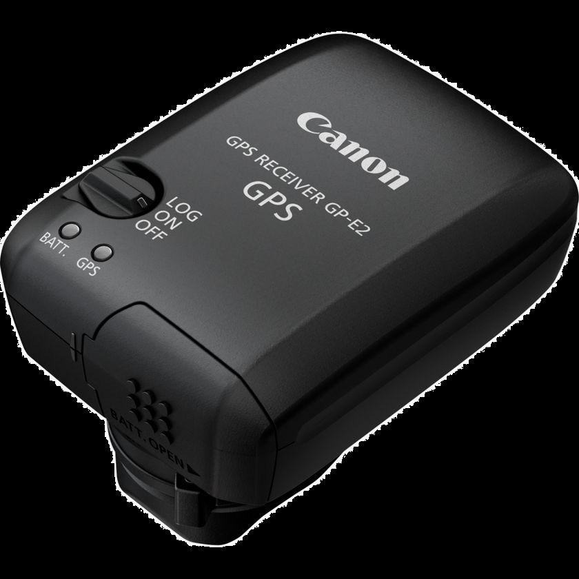 Canon GP-E2 GPS logger